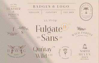 Fulgate Badges