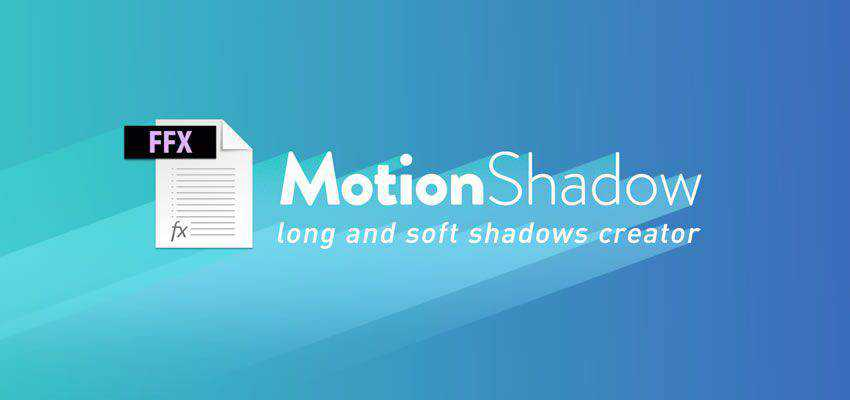Long & Soft Shadow Creator for After Effects