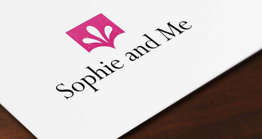Logo Mockup PSD Template Photoshop PSD Free