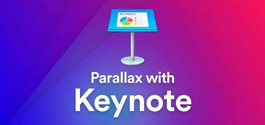 How to Create a Keynote Scroll-Based Parallax Animation