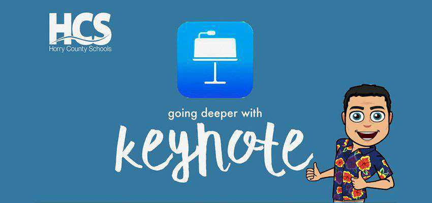 Going Deeper with Keynote