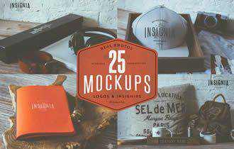 Logo Overlay Mock-Ups