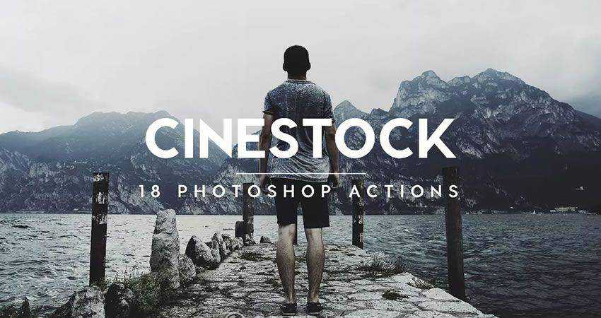 CineStock Photoshop Photographer Plugin