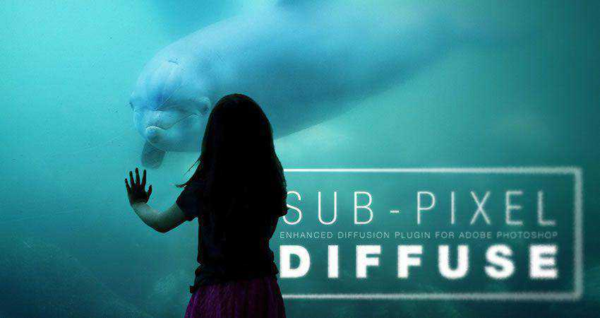 Enhanced Sub-Pixel Diffusion Photographer Plugin