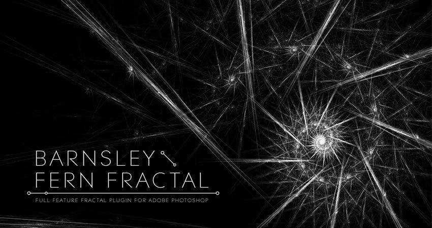Generate Barnsley Fern Fractals Photographer Plugin