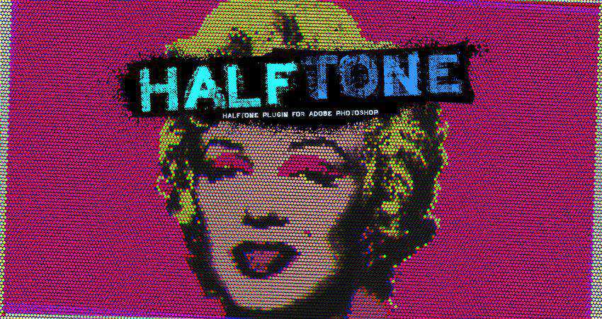 Halftone Print Simulation Plugin Photographer Plugin