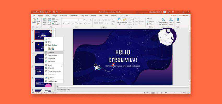 How to Add, Duplicate, Move, Delete or Hide Slides in PowerPoint