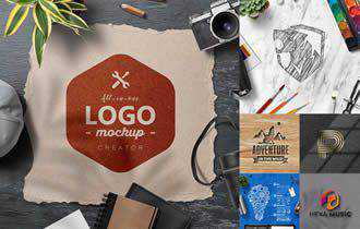Logo Mockup Creator