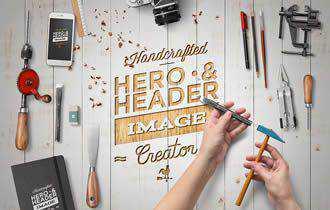 Hero & Header
