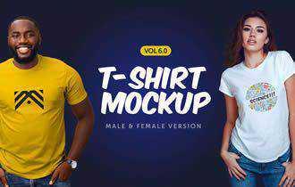 Man and Woman T-Shirt