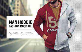 Man Hoodie
