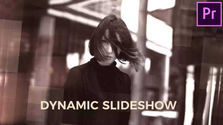 Dynamic Slideshow for Premiere Pro
