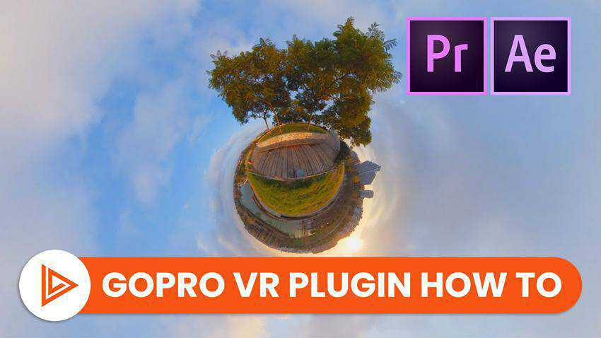How to Install and Use GoPro VR Reframe Plugin