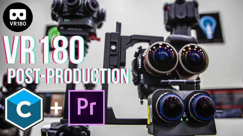 VR180 Post-production In Depth with Adobe Premiere