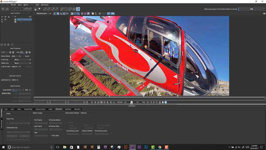 How to Remove VR Objects in Premiere Pro