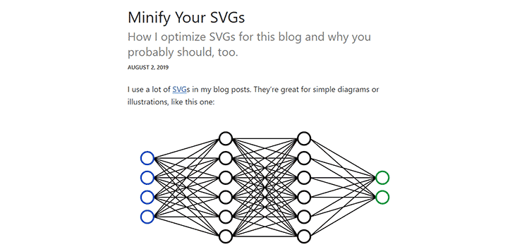 Minify Your SVGs