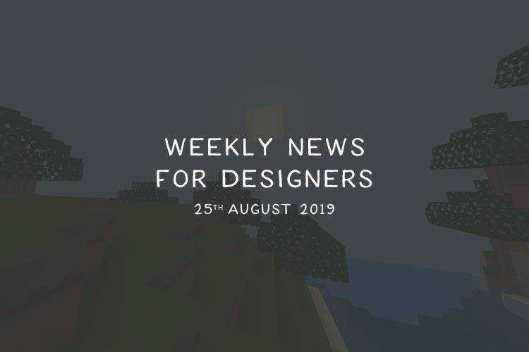 Weekly News for Designers № 502