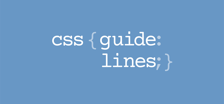 CSS Guidelines