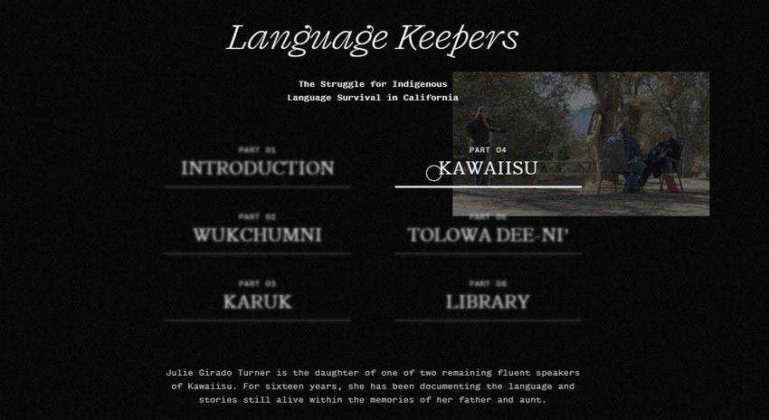 Language Keepers