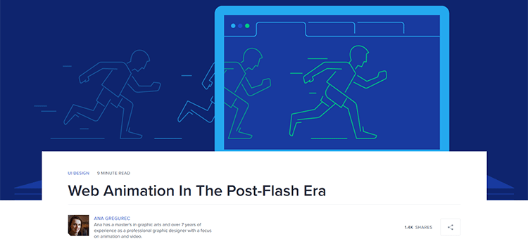 Web Animation In The Post-Flash Era