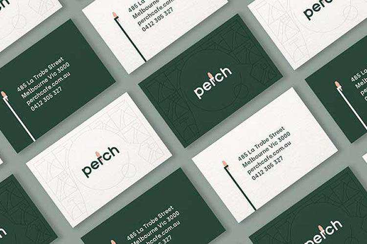 12 Stunning Abstract Business Card Designs