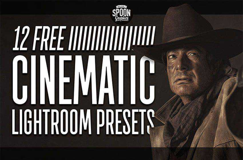 Photo Effect free cinematic movie lightroom preset