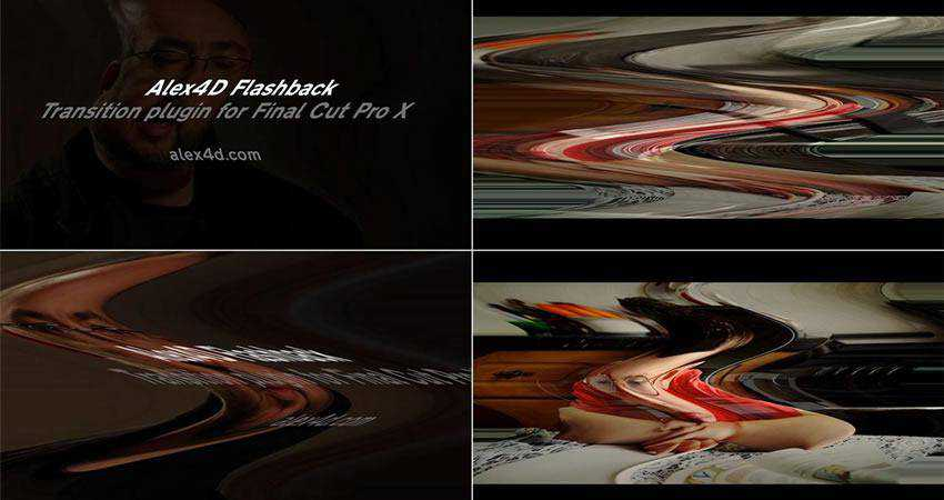 Flashback Transition free final cut pro fcpx preset template