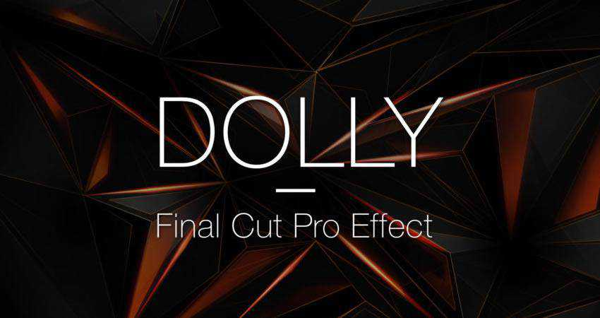 Dolly Zoom free final cut pro fcpx preset template