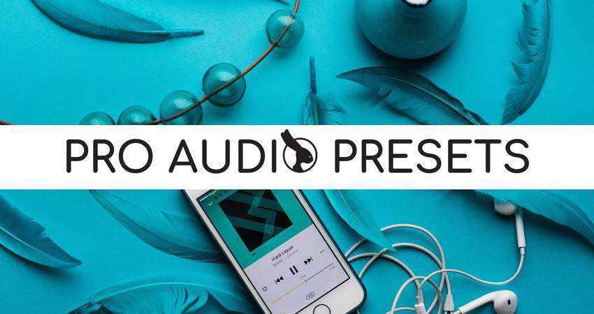 10 Pro Audio free final cut pro fcpx preset template