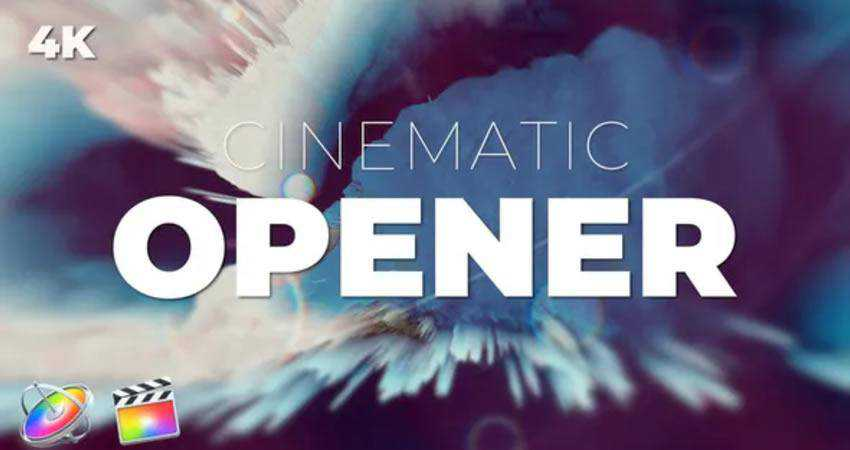 final cut pro cinematic presets free
