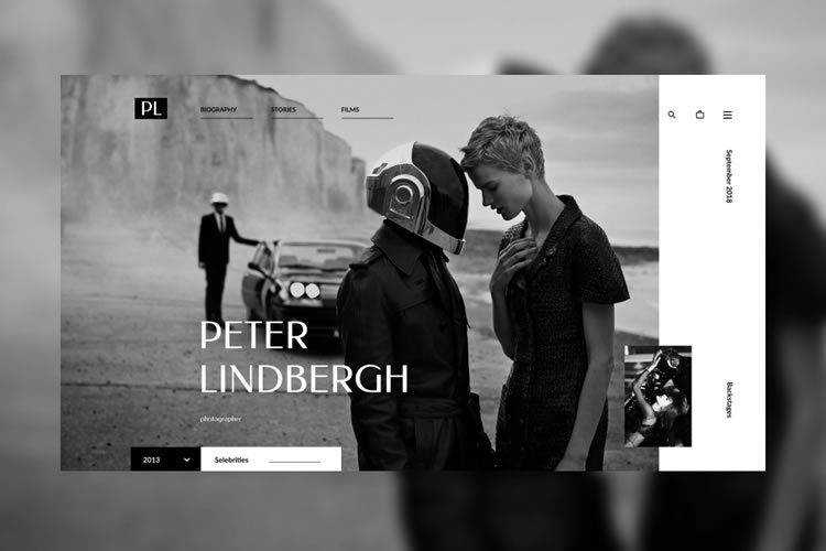 25 Photographer Portfolio Websites for Web Design Inspiration