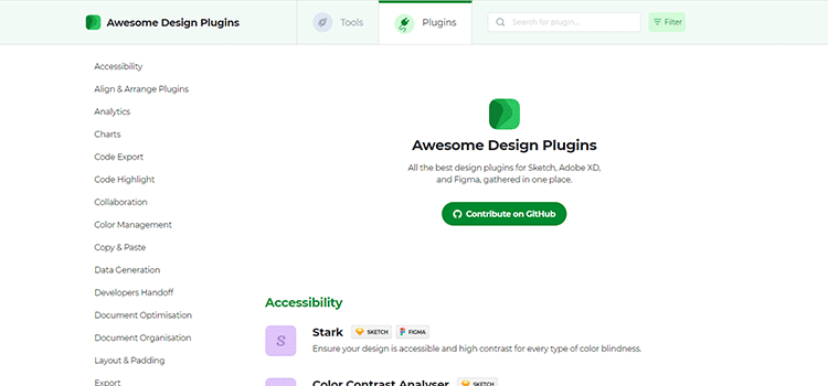 Awesome Design Plugins