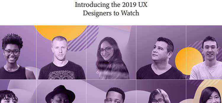 Introducing the 2019 UX Designers to Watch