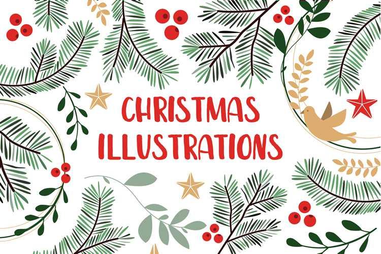 Christmas Illustrations