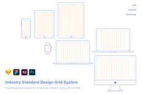 UX-Design Grid system