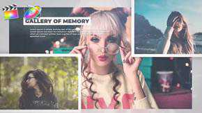 FCPX Gallery Of Memory