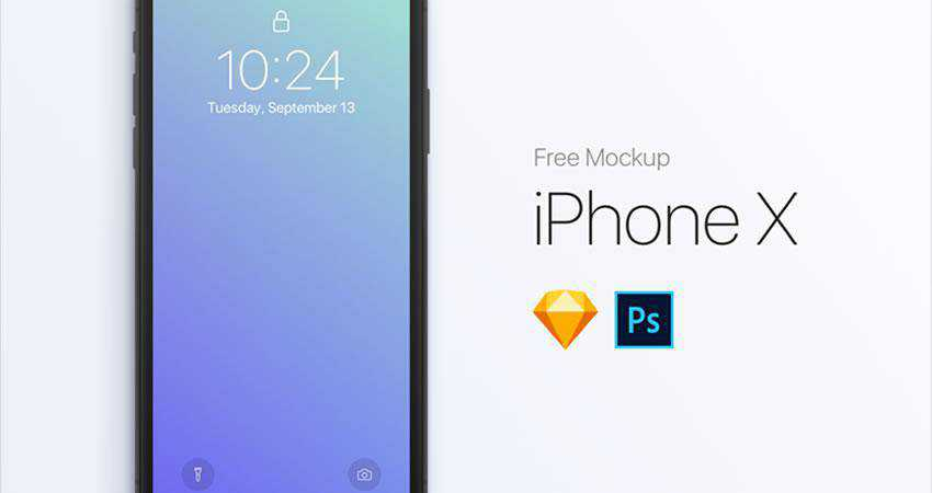 iPhone X Mockup Template free iphone mockup template psd photoshop sketch