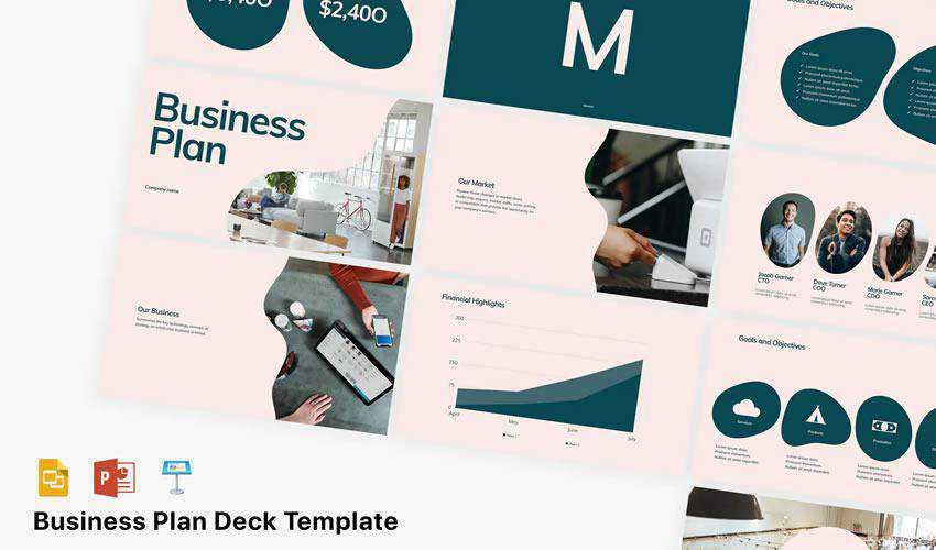 powerpoint business plan presentation template