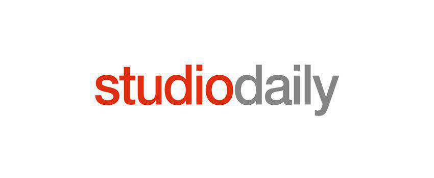 Studio Daily newsletter video videographer