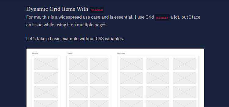 CSS Variables With Inline Styles