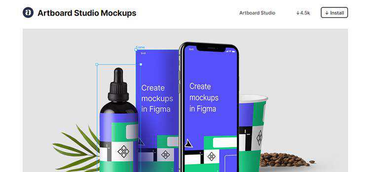 Example from Artboard Studio Mockups