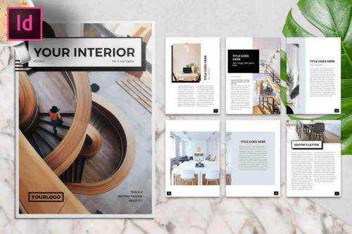 10 Free Beautifully Designed Brochure Templates for Adobe InDesign