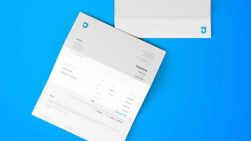Free Invoice Template Sketch
