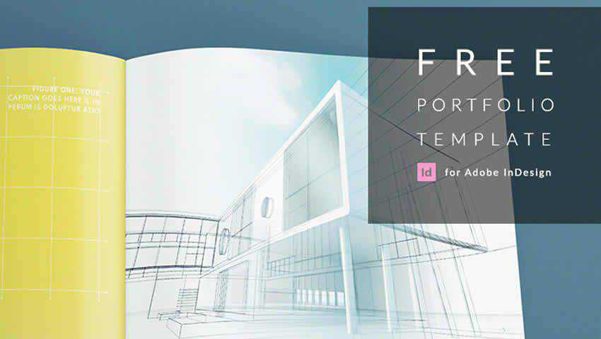 Stylish Architecture Portfolio Template