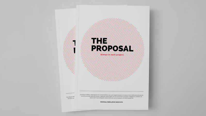 The Proposal Template