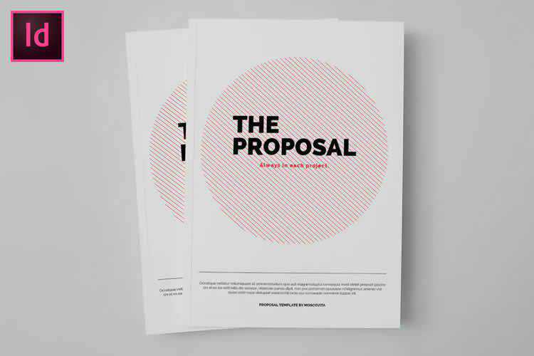 10 Free InDesign Business Proposal Templates