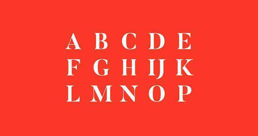 Butler Regular Stencil serif free font family typeface