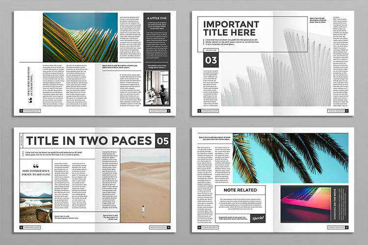 10 Best Magazine Layout Tutorials for Adobe InDesign