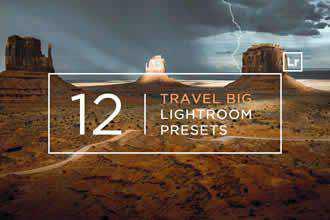 12 Travel Presets