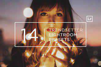 14 Trendsetter Lightroom Presets
